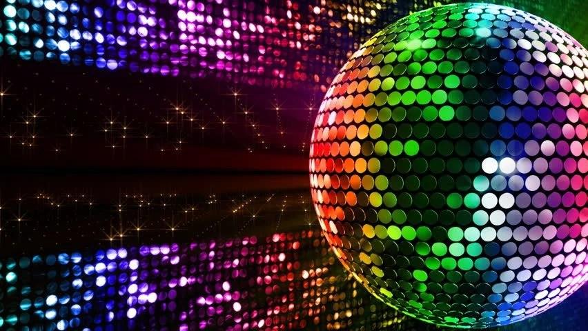 Shutterstock Wallpaper 3d Disco Mirror Ball Lights Stock Footage Video 2865832