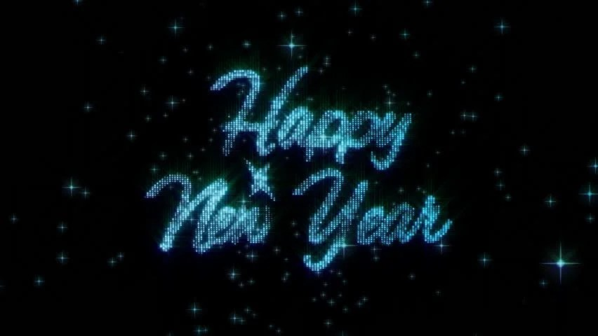 Pnghappy New Yeargood for Large Stock Footage Video (100
