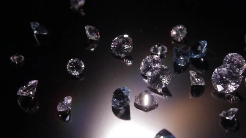 3d Animated Gif Wallpapers Slowly Falling Diamonds Beautiful Background Seamless