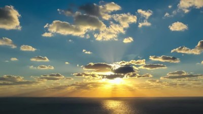 Timelapse of Sun Rays Emerging Stock Footage Video (100% Royalty-free) 4830371 | Shutterstock