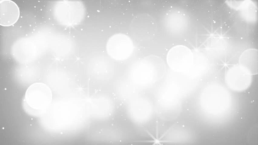 Free Snow Falling Wallpaper White Bokeh Lights Particles And Stock Footage Video 100