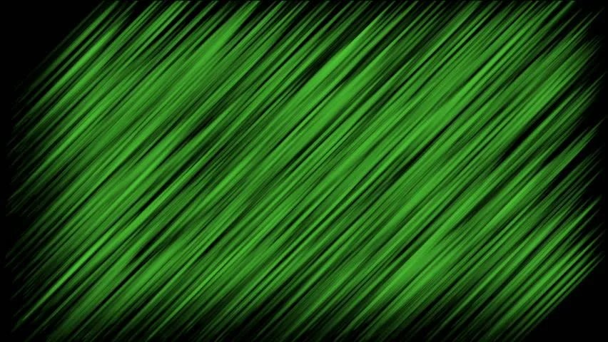 Abstract Green Stripes On the Stock Footage Video (100 Royalty-free