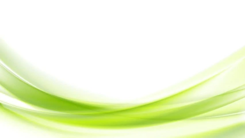 Stock video of green moving flowing abstract waves on 10666562