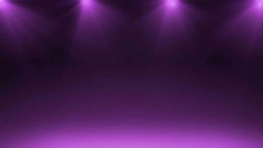 Lavender Color Wallpaper Hd Animated Stage Spot Lighting Background Stock Footage