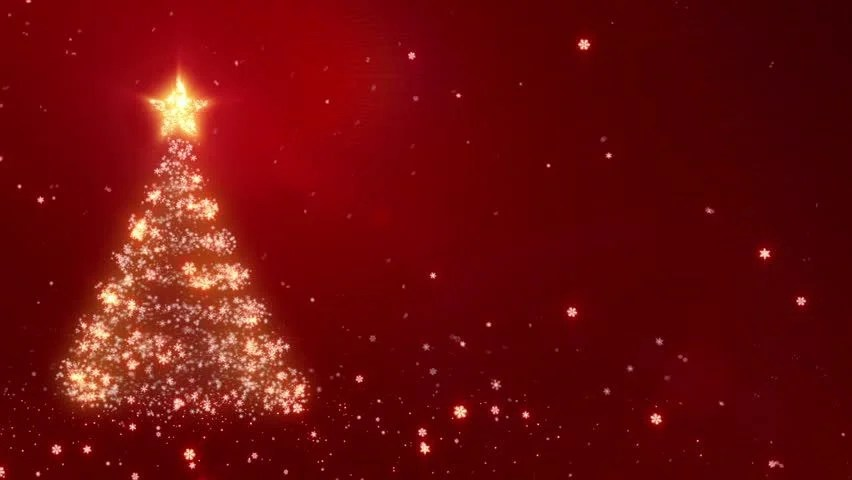 Stock video of christmas background with bright snow and 11746622 - christmas background image
