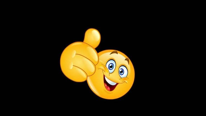 Emoticons Cute Wallpaper Smile Face Emoji Emoticon Green Screen Loop Stock Footage