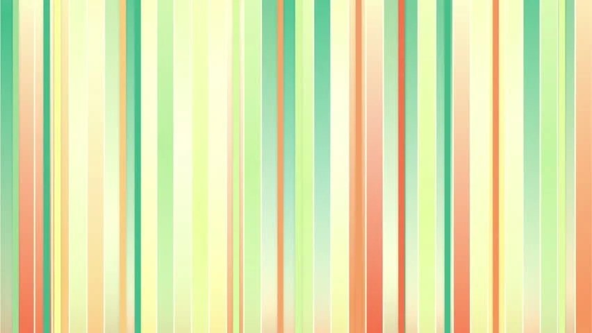 Red Green Stripes Loop Background Stock Footage Video (100 Royalty