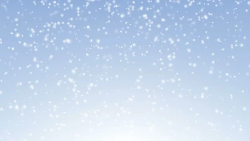 Free Xmas Wallpapers Animated Snow Falling Loop Animation On Blue Gradient Background