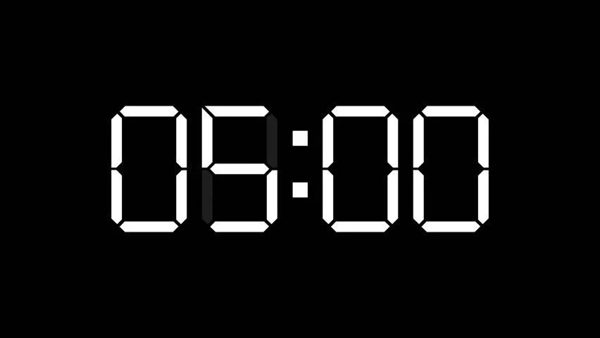 Free Countdown Stock Video Footage Download 4K  HD Clips