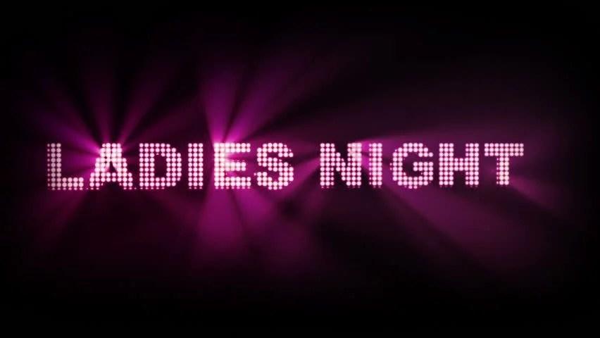 Neon Lights Wallpaper Hd Ladies Night Disco Lights Stock Footage Video 100
