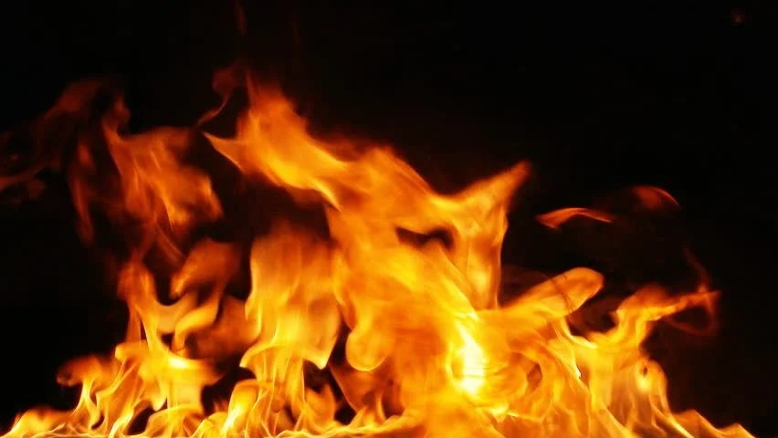 Shutterstock Wallpaper 3d Fire On The Black Background Stock Footage Video 100