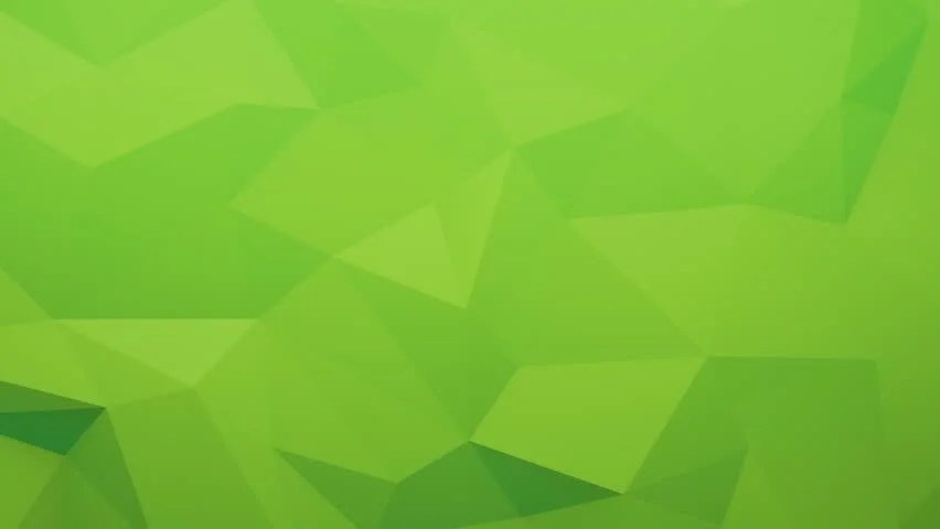 Abstract Green Background Random Motion, Stock Footage Video (100