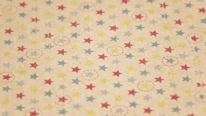 Rotating a Background for Scrapbooking Stock Footage Video (100