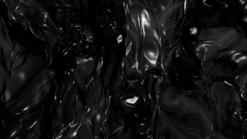 Black And White Diamond Wallpaper Abstract Black Fluid Background Stock Footage Video 100