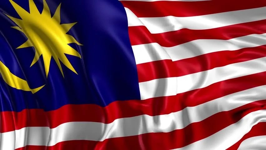 3d Home Wallpaper Malaysia Flag Of Malaysia Beautiful 3d Animation Of The Malaysia