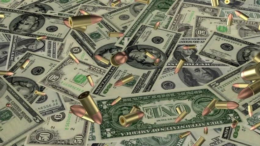Falling Money Wallpaper Hd Digital Animation Of Raining Money On Green Screen