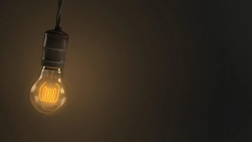 Heat Wallpaper Hd An Animated Loop Of A Single Swinging Vintage Incandescent