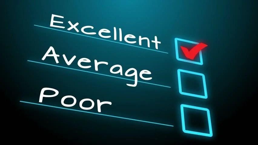 Animation Customer Service Satisfaction Survey Stock Footage Video