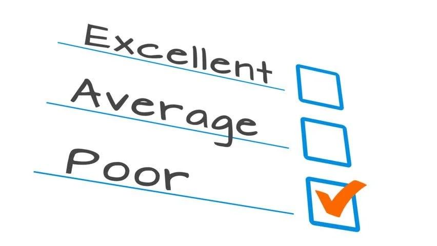 Animation Customer Poor Service Satisfaction Stock Footage Video