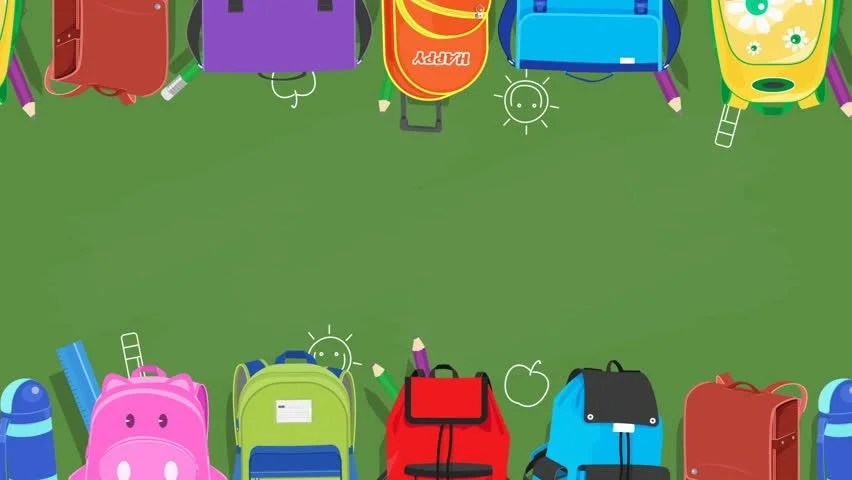 Back to School Animated Background Stock Footage Video (100 Royalty-free)  21697264 Shutterstock