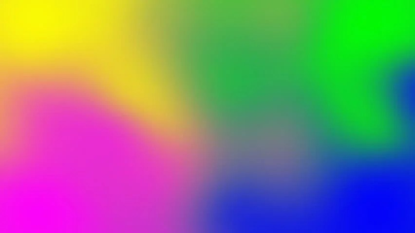 Psychedelic Color Animated Background from Stock Footage Video (100