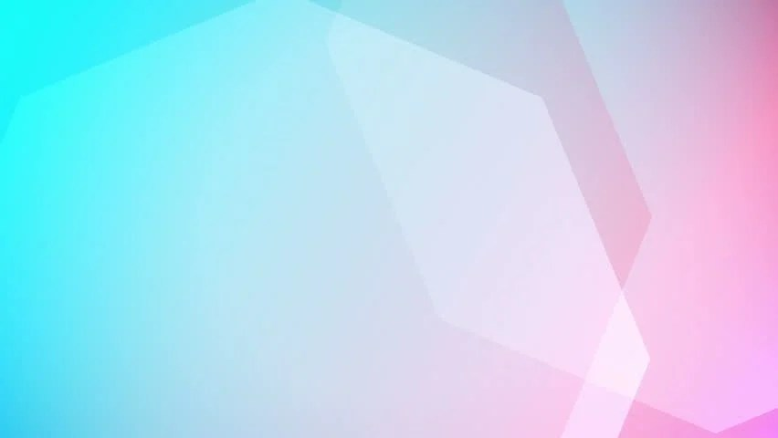 Stock video of computer generated pastel blue and pink 12107531