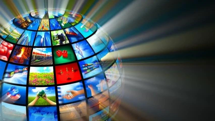 Shutterstock Wallpaper 3d Creative Media Technologies Concept Glowing Stock Footage