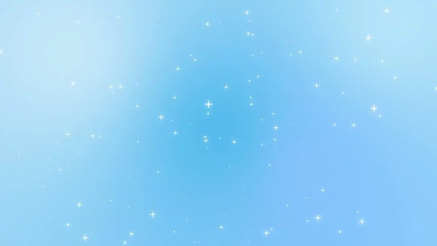 Sparkly White Light Particles Moving Stock Footage Video (100