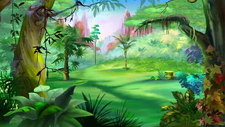 Fear Game Wallpaper Little Girl Green Anaconda Motion Background The Largest Snake In The