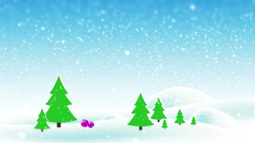 Christmas Wallpaper Gif Animations Tree Decoration Merry Christmas And Happy New Year