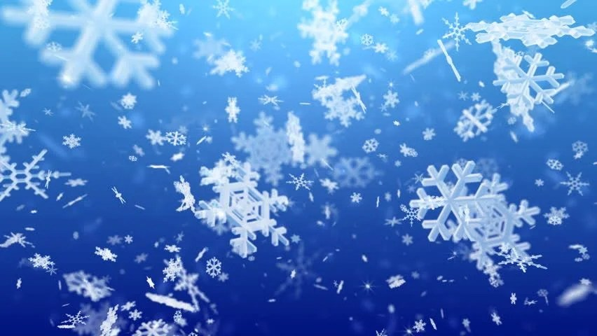 Free Animated Desktop Wallpaper Like Snow Falling On Background 1080p Hd Stock Video Background Of Snowflakes Falling From