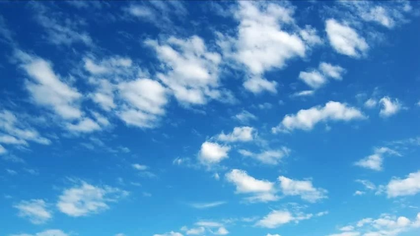Autumn Fall Live Wallpaper Stock Video Clip Of Loop Of Clouds Time Lapse Hd