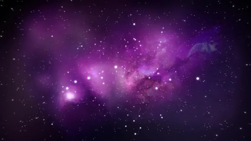 Animated Wallpapers For Ios 6 Starfield Purple Pink Hd 1080 Video Stock Footage Video