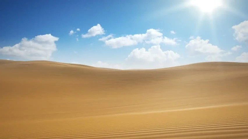 Amazing 3d Wallpapers Download 3d Animated Desert With Dunes And Sand Stock Footage Video