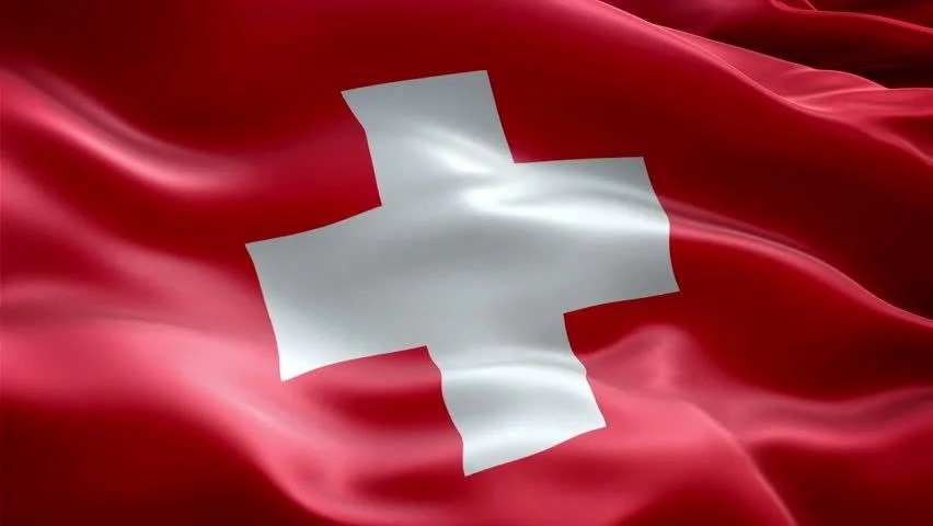 3d Live Wallpaper Download Apps Stock Video Clip Of Switzerland National Flag Different