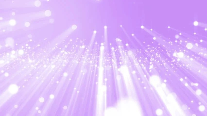 Background Violet with Rays in Stock Footage Video (100 Royalty