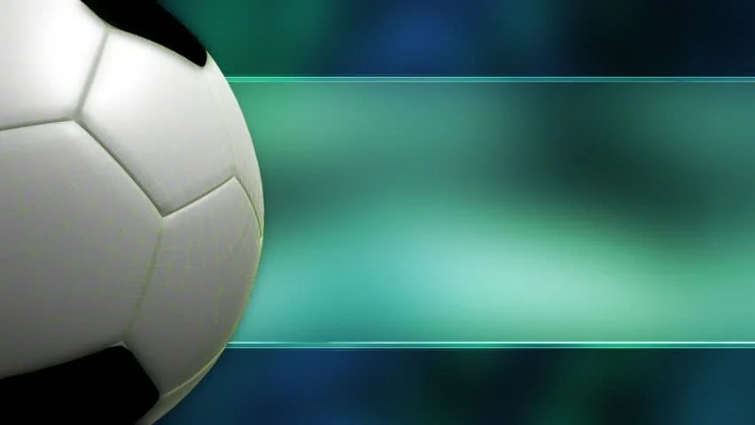 Template Style Soccer Loop in Stock Footage Video (100 Royalty-free
