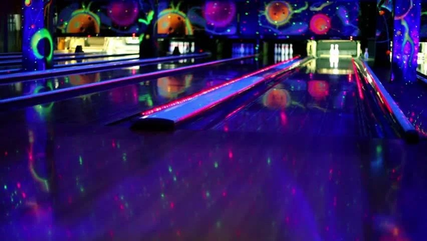 Alone Girl Wallpaper Hd Download Stock Video Of Young Girl Throws Bowling Ball And
