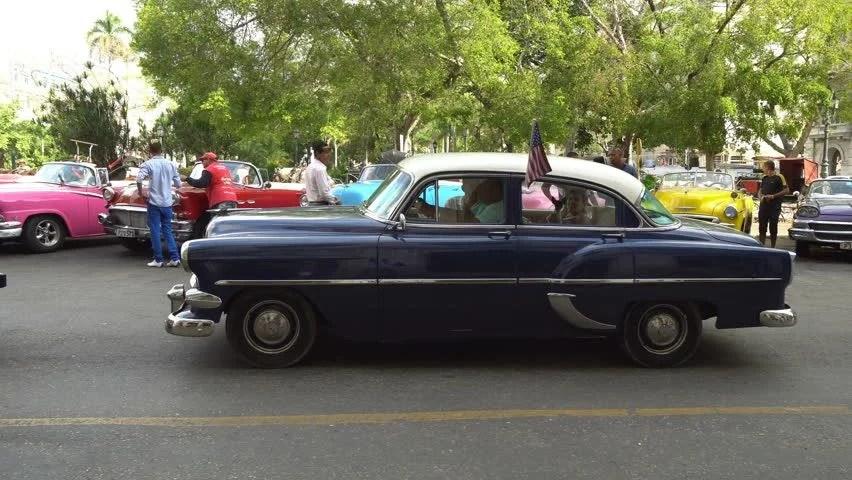 Havana, Cuba - November 07, Stock Footage Video (100 Royalty-free