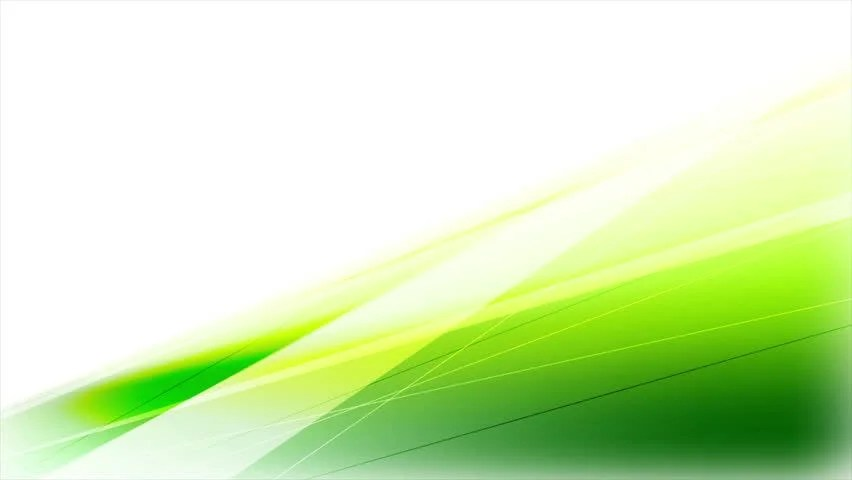 Abstract Shiny Green Stripes Motion Stock Footage Video (100