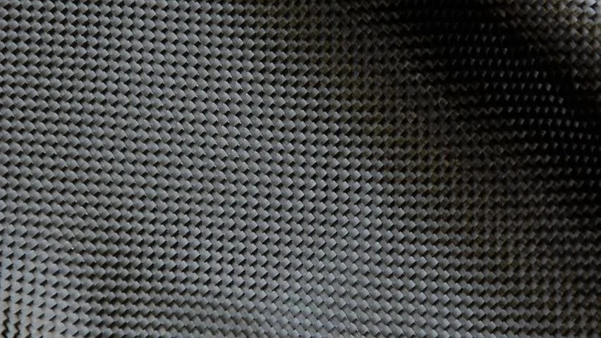 Carbon Fiber Composite Raw Material Stock Footage Video (100