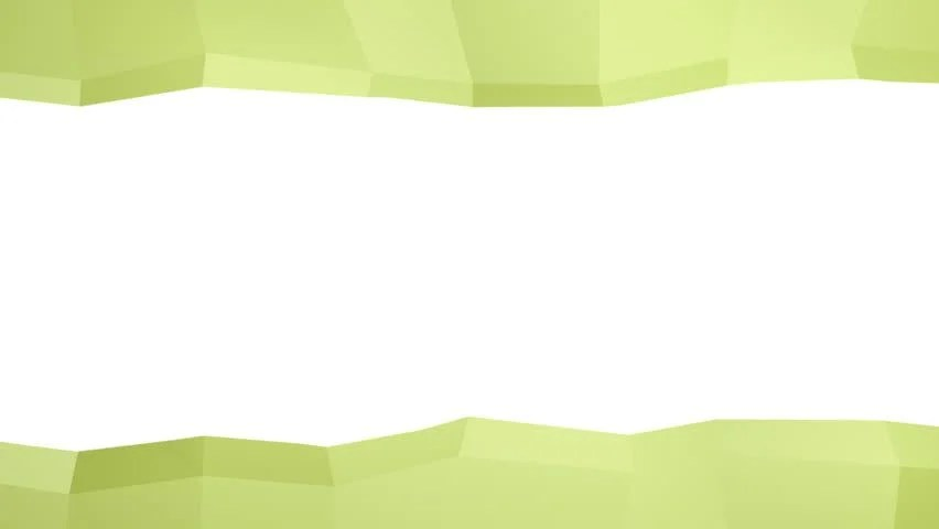 Stock video of abstract green frame border design in 3873887