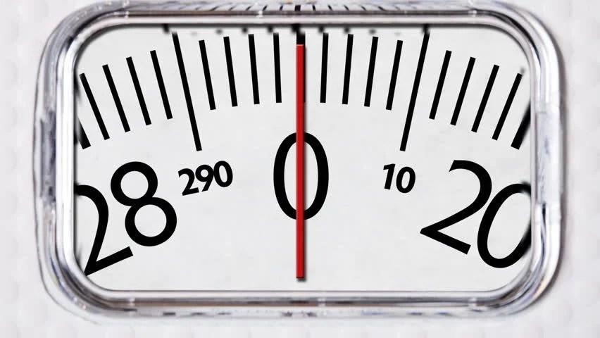 Bathroom Scale Spins to 210 Vidéos de stock (100  libres de droit