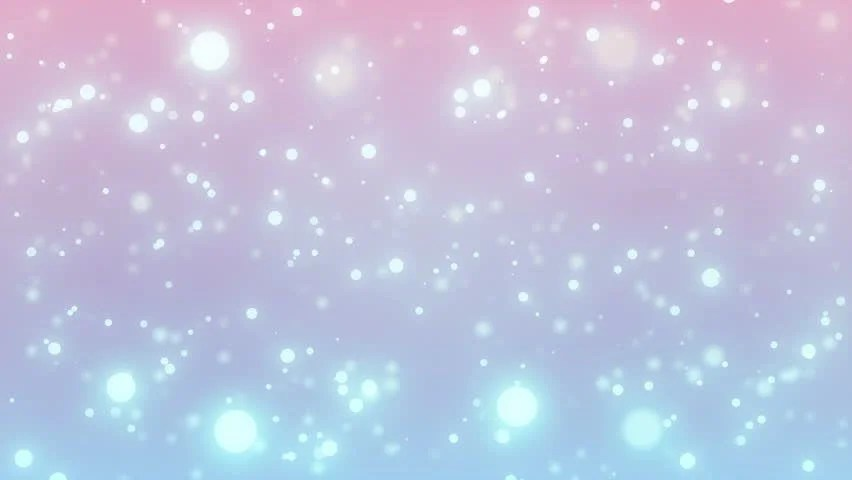 Falling Gold Sparkles Wallpaper Moving Gloss Particles On Violet Background Loop Slow