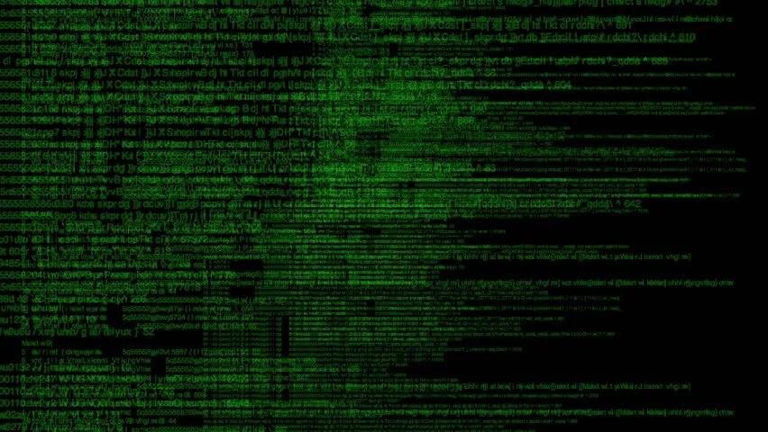 Shutterstock Hd Wallpapers Hacker Code Running Down A Stock Footage Video 100