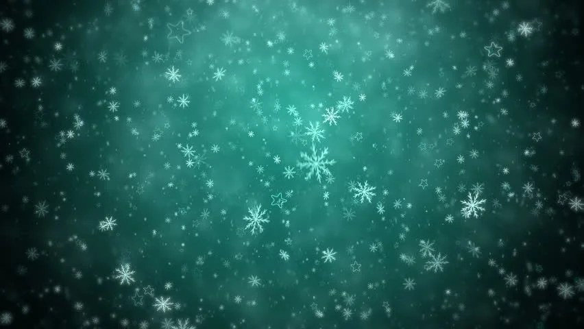 Free Snow Falling Animated Wallpaper Winter Christmas Background Falling Snowflakes And Stars