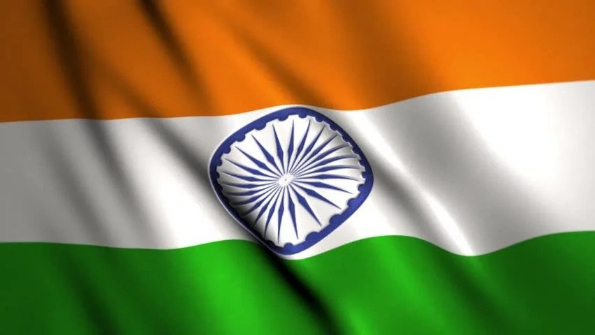 Tiranga Wallpaper Full Hd Flag Of India Beautiful 3d Animation Of India Flag In Loop