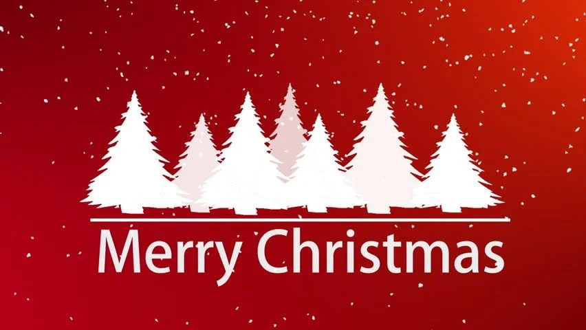 Stock video of abstract background - christmas tree theme 21342118 - christmas theme background
