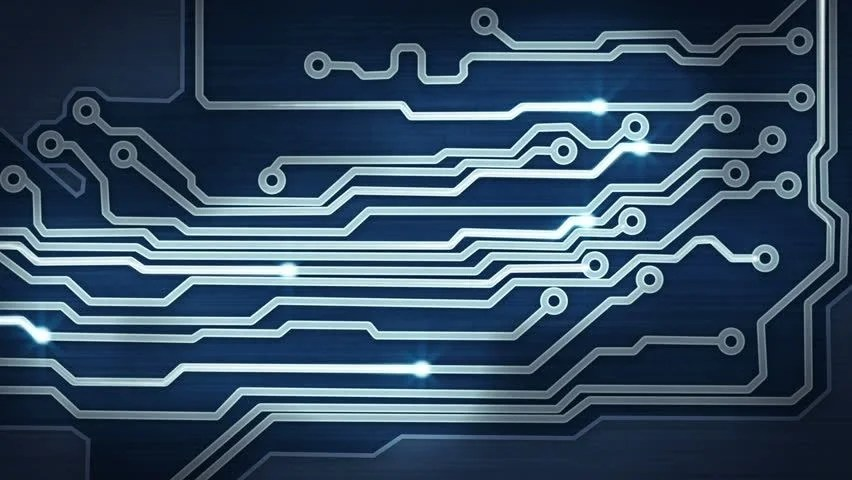Circuit Board Free Video Clips - (38 Free Downloads) - circuit design background