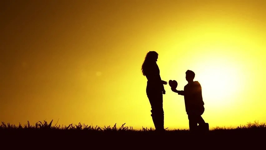 Cute Couple Holding Hand Wallpaper Happy Family Father Mother And Baby Playing At Sunset